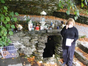 Holy Water from Saint Gobnait's Well
